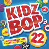 Kidz Bop Kids - Starships artwork